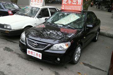 海马 福美来323三厢 2010款 1.6 自动 舒适型