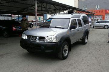 日产 锐骐 2008款 2.4 手动 标准型四驱