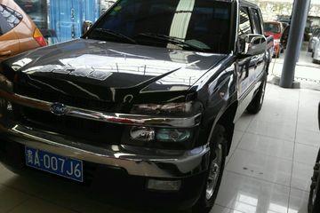 江淮 瑞铃 2014款 2.0T 手动 ABS版大双排后驱 柴油