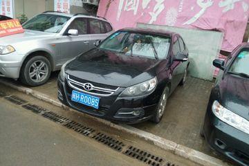 江淮 和悦三厢 2010款 1.5 手动 舒适型