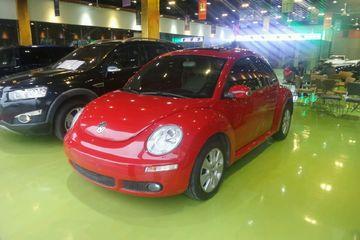 大众 甲壳虫掀背 2008款 2.0 自动 标配版