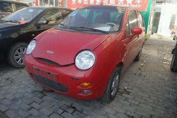 奇瑞 QQ3两厢 2011款 0.8 手动 冠军型