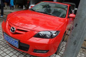 马自达 马自达3 2012款 1.6 手动 经典款标准型