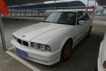 宝马 5系三厢 2000款 2.5 自动 525i