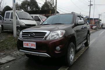 江淮 瑞铃 2013款 2.4T 手动 标准型标双排4D25U 柴油