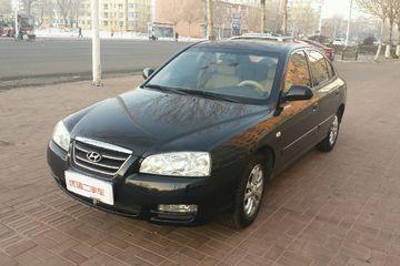 现代 伊兰特三厢 2010款 1.6 手动 舒适型天窗版GL