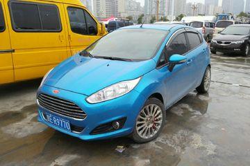 福特 嘉年华两厢 2013款 1.5 自动 运动型