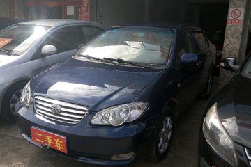 比亚迪 F3 2005款 1.6 手动 舒适型GLi