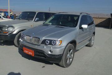 宝马 X5 2003款 4.4 自动 四驱