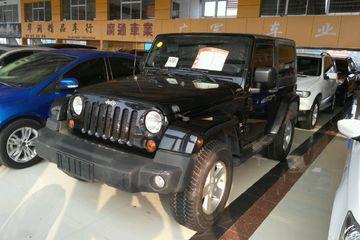 Jeep 牧马人 2008款 3.8 自动 Unlimited Sahara两门