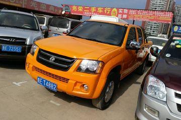 东风 皮卡 2013款 2.8T 手动 D28加长版后驱 柴油