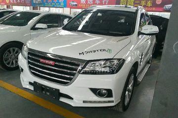长城 哈弗H2 2014款 1.5T 手动 尊贵型前驱