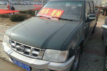 福田 奥铃 2013款 2.2T 手动 76kw轴距3360单排 柴油