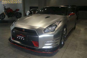 日产 GT-R 2015款 3.8T 自动 豪华棕红内饰版