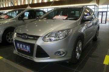福特 福克斯三厢 2012款 1.6 手动 风尚型