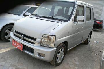 铃木 北斗星 2008款 1.4 手动 DLX豪华型