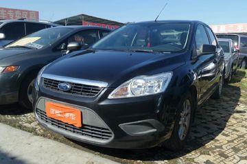 福特 福克斯三厢 2012款 1.8 手动 经典时尚型