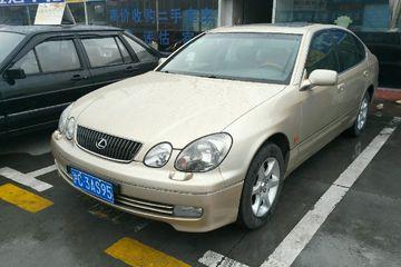 雷克萨斯 GS 2004款 3.0 自动 300