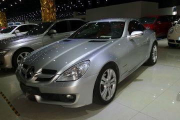 奔驰 SLK级 2010款 1.8T 自动 SLK200K