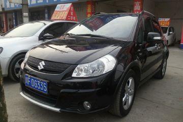 铃木 天语SX4两厢 2011款 1.6 自动 运动型