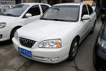 现代 伊兰特三厢 2006款 1.6 自动 豪华型GLS