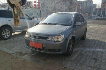 天津一汽 威志三厢 2009款 1.5 手动 舒适型