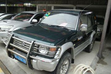 猎豹 黑金刚 2003款 3.0 手动 C豪华型四驱