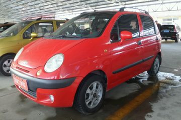 雪佛兰 乐驰 2008款 0.8 手动 豪华型