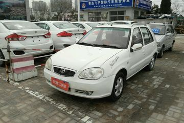 天津一汽 夏利N3两厢 2008款 1.0 手动 三缸助力
