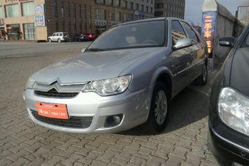 雪铁龙 爱丽舍三厢 2009款 1.6 手动 CNG油气混合