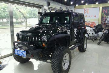 Jeep 牧马人 2012款 3.6 自动 Rubicon两门