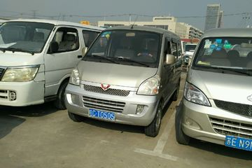 五菱 荣光 2008款 1.2 手动 标准型5座