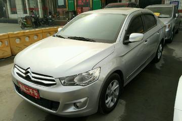 雪铁龙 爱丽舍三厢 2014款 1.6 自动 舒适型