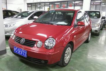 大众 POLO三厢 2003款 1.6 手动 舒适型
