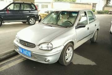 别克 赛欧 2004款 1.6 手动 SLX豪华型