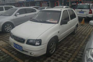 天津一汽 夏利A 2006款 1.0 手动 三缸两厢