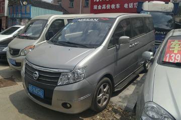 日产 帅客 2011款 1.6 手动 豪华型7座