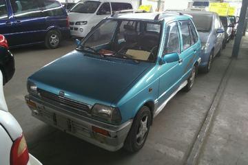 铃木 奥拓 2000款 0.8 手动 SC标准型