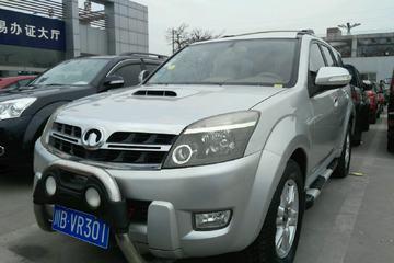 长城 哈弗H3 2010款 2.5T 手动 领先版舒适型后驱 柴油