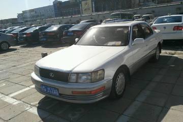 雷克萨斯 LS 1989款 4.0 自动 400