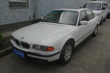 宝马 7系 1998款 2.8 自动 728Li