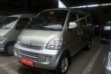 五菱 荣光 2008款 1.2 手动 豪华Ⅱ型8座