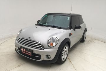 MINI Cooper 2011款 1.6 自动 Excitement