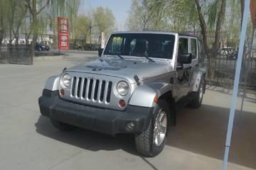 Jeep 牧马人 2008款 3.8 自动 Unlimited Sahara四门