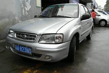 天津一汽 夏利 2002款 1.3 手动 静雅四缸两厢