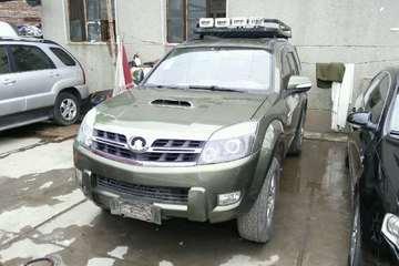 长城 哈弗H3 2010款 2.5T 手动 领先版豪华型后驱 柴油
